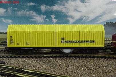 Lux-Schienenschleifwagen